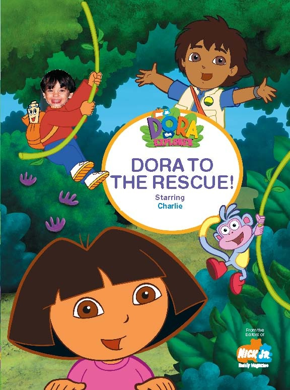Dora_Nickelodeon_Magazine