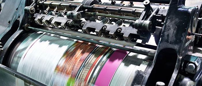 Offset printing services in Florida